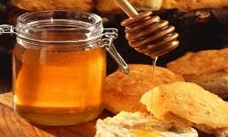 Galletas con miel