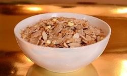 Cereales con miel